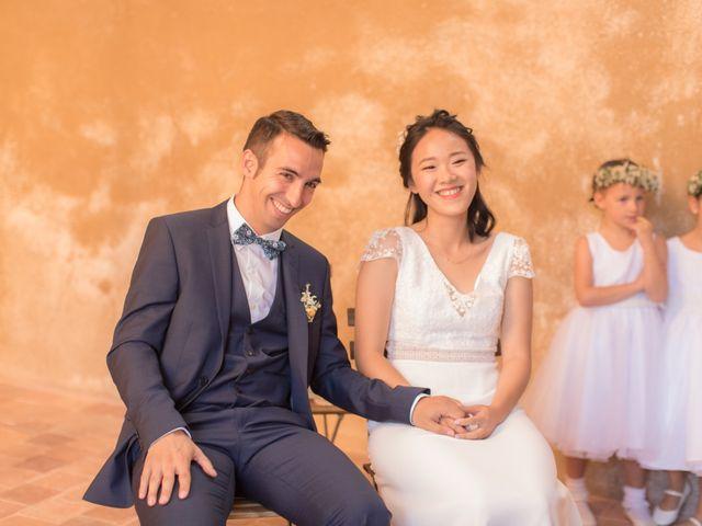 Le mariage de Frederico et Yen-Ting à Rennemoulin, Yvelines 41