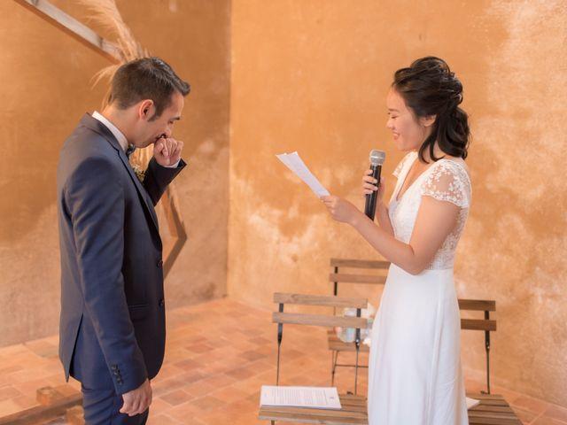 Le mariage de Frederico et Yen-Ting à Rennemoulin, Yvelines 44
