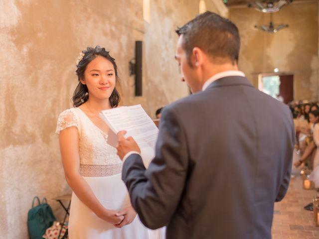 Le mariage de Frederico et Yen-Ting à Rennemoulin, Yvelines 45