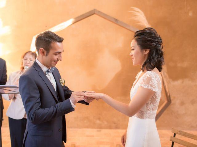 Le mariage de Frederico et Yen-Ting à Rennemoulin, Yvelines 47