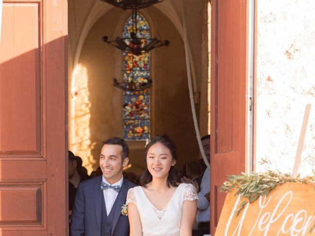 Le mariage de Frederico et Yen-Ting à Rennemoulin, Yvelines 49