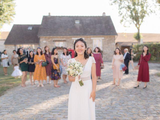 Le mariage de Frederico et Yen-Ting à Rennemoulin, Yvelines 50