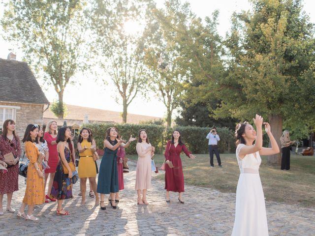 Le mariage de Frederico et Yen-Ting à Rennemoulin, Yvelines 52