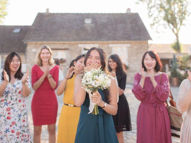 Le mariage de Frederico et Yen-Ting à Rennemoulin, Yvelines 53