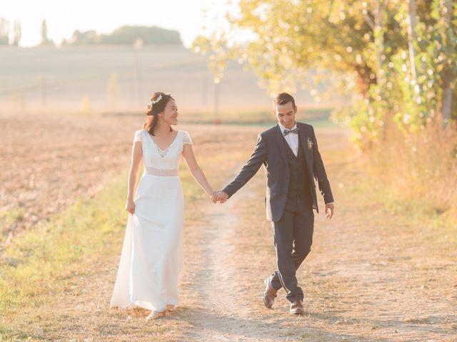 Le mariage de Frederico et Yen-Ting à Rennemoulin, Yvelines 2