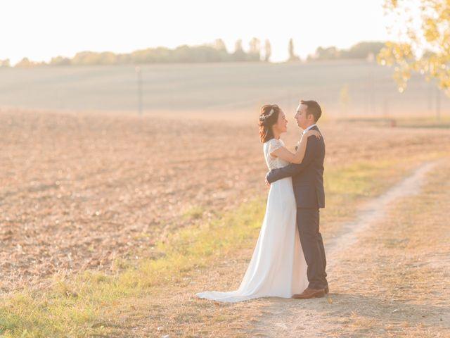 Le mariage de Frederico et Yen-Ting à Rennemoulin, Yvelines 73