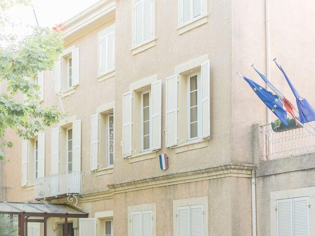 Le mariage de Stéphane et Amélia à Toulon, Var 9
