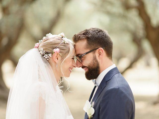 Le mariage de Stéphane et Amélia à Toulon, Var 39