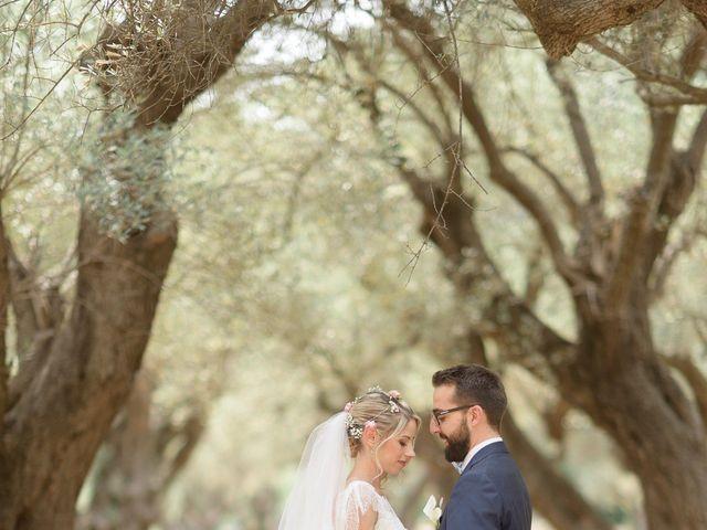Le mariage de Stéphane et Amélia à Toulon, Var 42