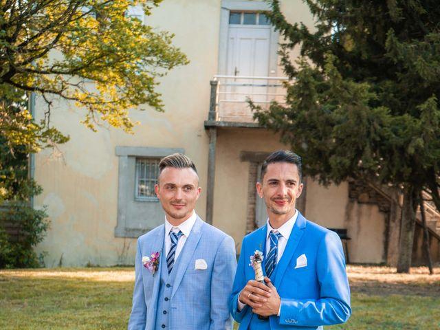 Le mariage de Romain et Paulin à Pennautier, Aude 27