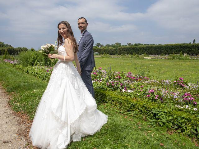 Le mariage de Alexandre et Alexandra à Saint-Germain-en-Laye, Yvelines 1