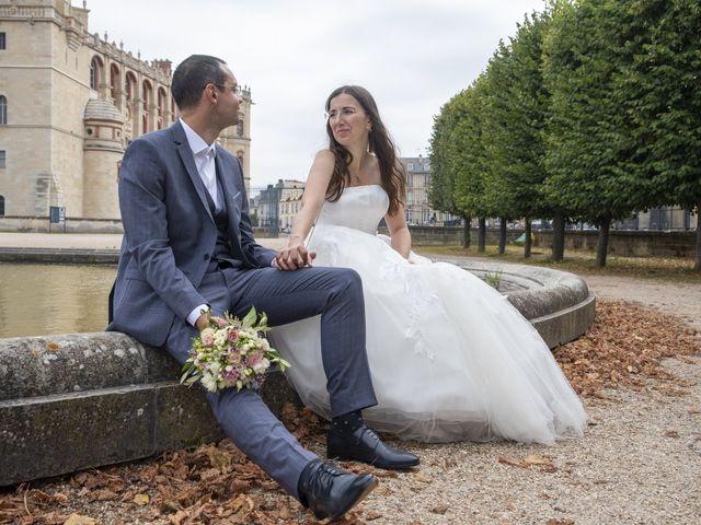 Le mariage de Alexandre et Alexandra à Saint-Germain-en-Laye, Yvelines 7