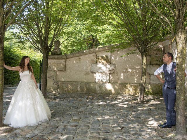 Le mariage de Alexandre et Alexandra à Saint-Germain-en-Laye, Yvelines 19