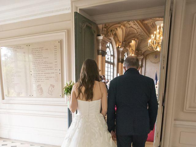 Le mariage de Alexandre et Alexandra à Saint-Germain-en-Laye, Yvelines 77