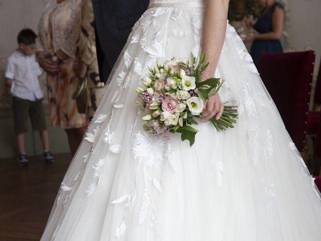 Le mariage de Alexandre et Alexandra à Saint-Germain-en-Laye, Yvelines 78