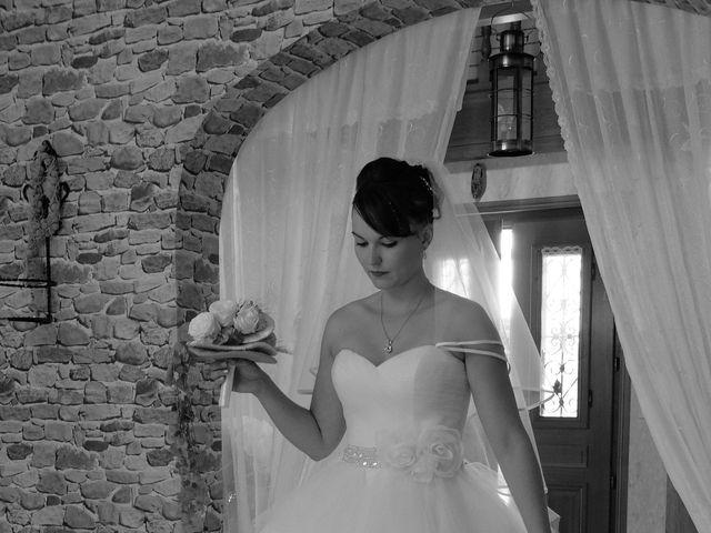 Le mariage de William et Aurore à Brenthonne, Haute-Savoie 3