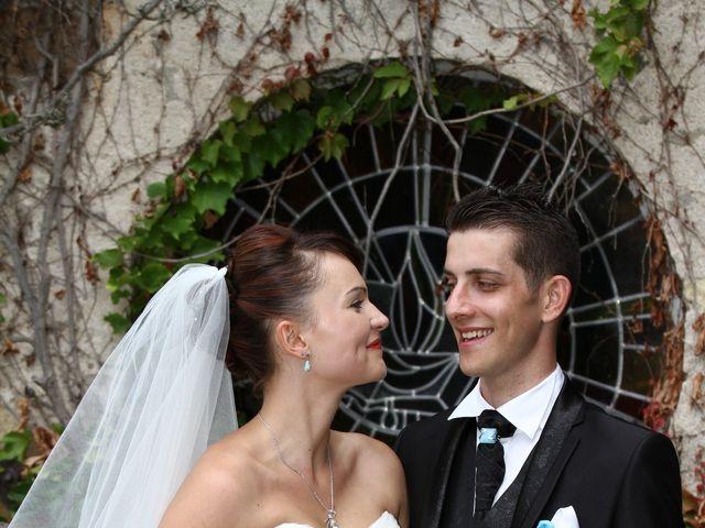 Le mariage de William et Aurore à Brenthonne, Haute-Savoie 6
