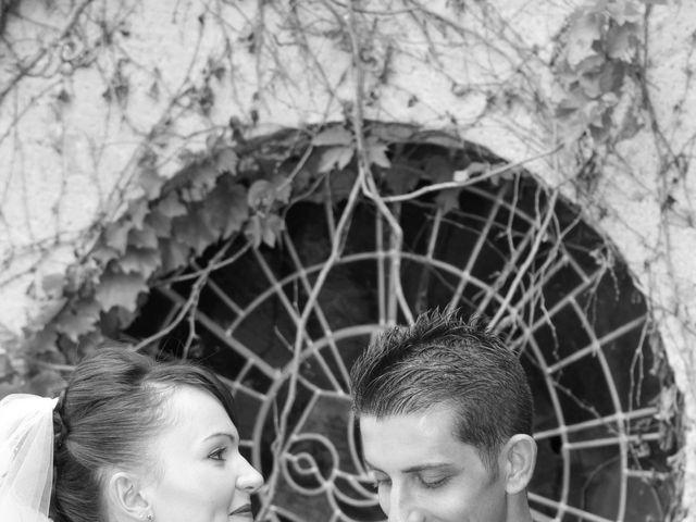 Le mariage de William et Aurore à Brenthonne, Haute-Savoie 7