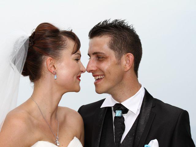 Le mariage de William et Aurore à Brenthonne, Haute-Savoie 1