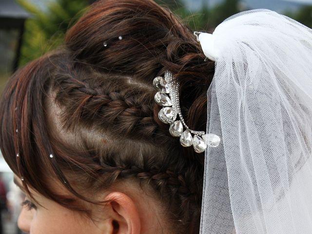 Le mariage de William et Aurore à Brenthonne, Haute-Savoie 8