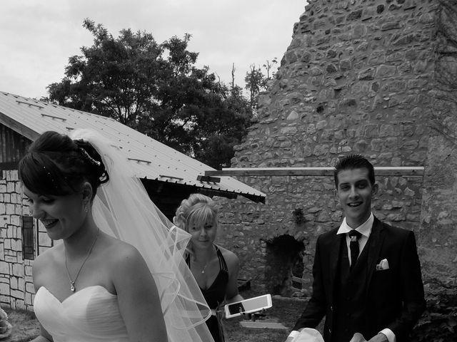 Le mariage de William et Aurore à Brenthonne, Haute-Savoie 9