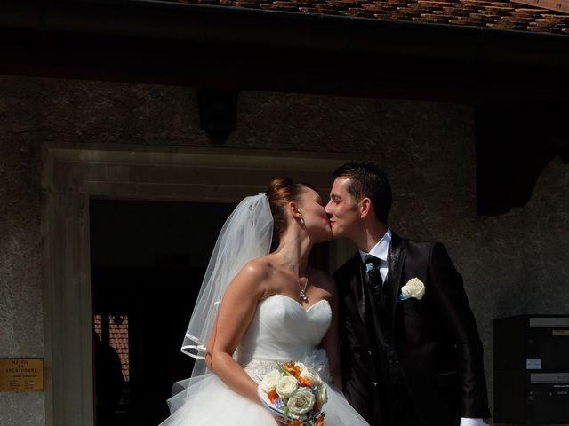 Le mariage de William et Aurore à Brenthonne, Haute-Savoie 10