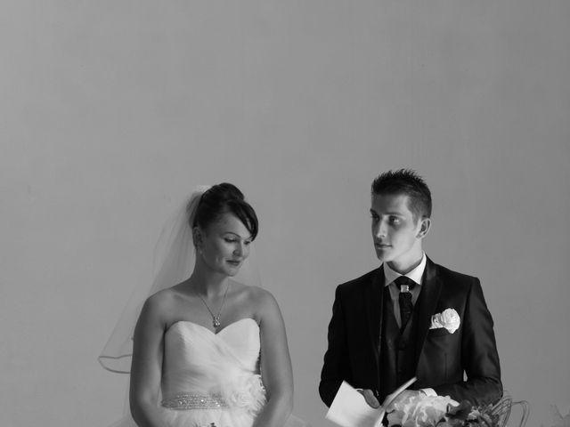 Le mariage de William et Aurore à Brenthonne, Haute-Savoie 11