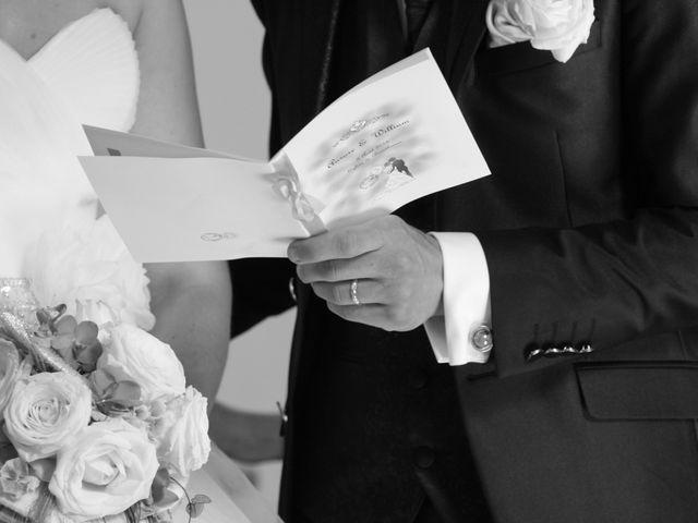 Le mariage de William et Aurore à Brenthonne, Haute-Savoie 12