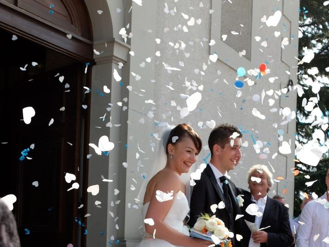 Le mariage de William et Aurore à Brenthonne, Haute-Savoie 14