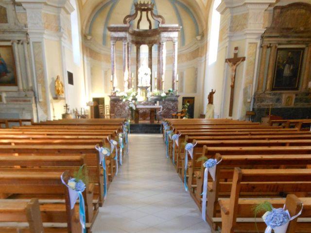 Le mariage de William et Aurore à Brenthonne, Haute-Savoie 17