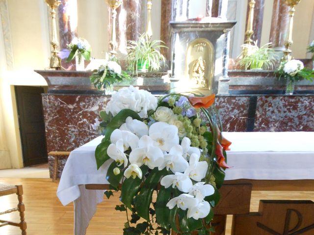 Le mariage de William et Aurore à Brenthonne, Haute-Savoie 20