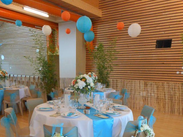 Le mariage de William et Aurore à Brenthonne, Haute-Savoie 24