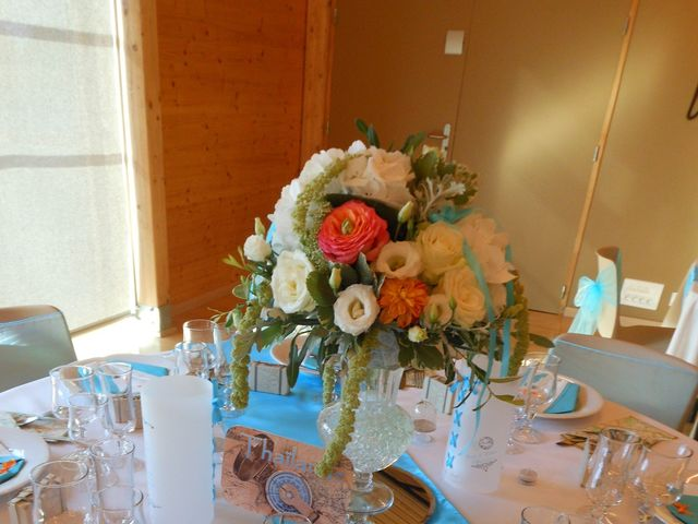 Le mariage de William et Aurore à Brenthonne, Haute-Savoie 29