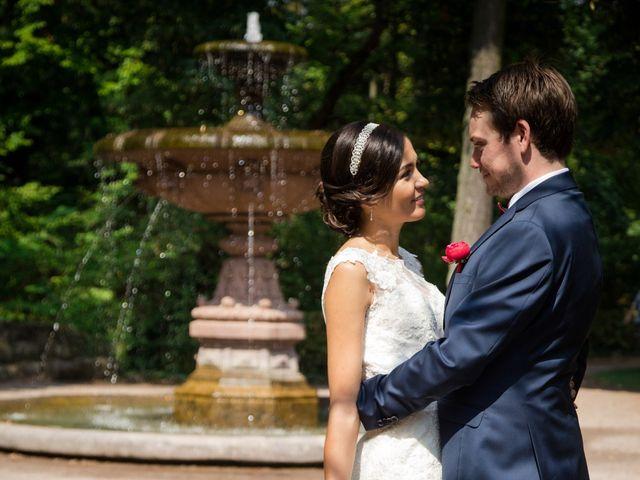 Le mariage de Benoït et Hanae à Strasbourg, Bas Rhin 8