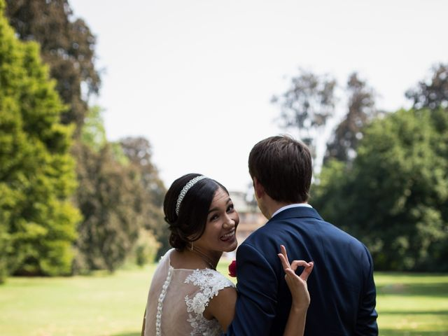 Le mariage de Benoït et Hanae à Strasbourg, Bas Rhin 9