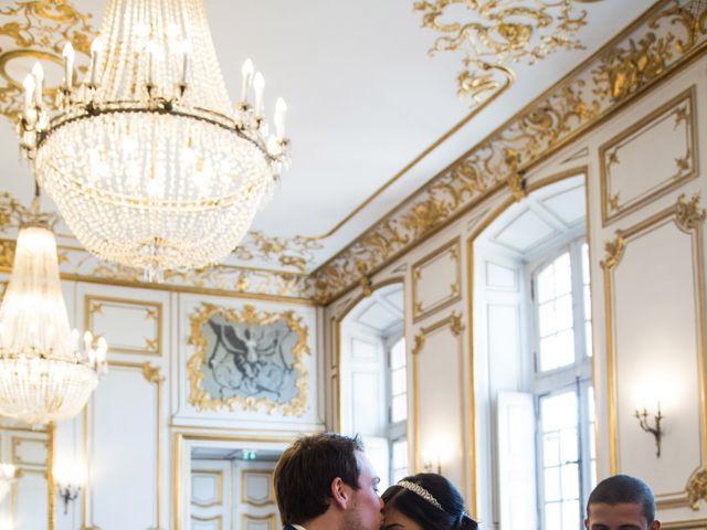 Le mariage de Benoït et Hanae à Strasbourg, Bas Rhin 11