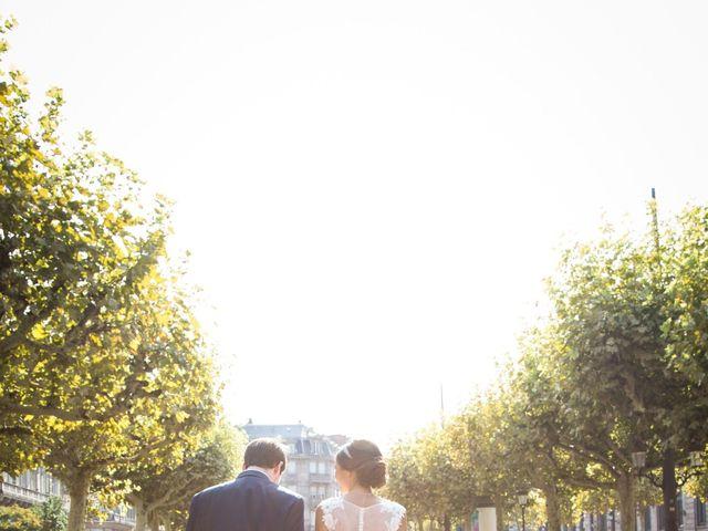 Le mariage de Benoït et Hanae à Strasbourg, Bas Rhin 12