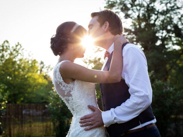 Le mariage de Benoït et Hanae à Strasbourg, Bas Rhin 18