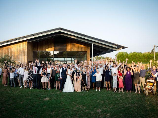 Le mariage de Benoït et Hanae à Strasbourg, Bas Rhin 19