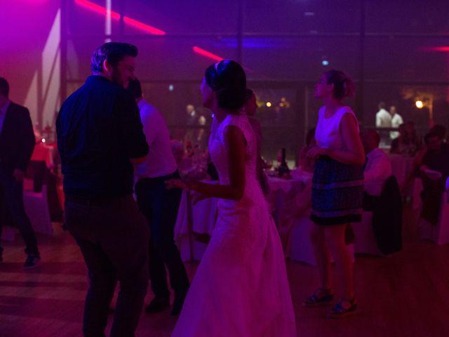 Le mariage de Benoït et Hanae à Strasbourg, Bas Rhin 26