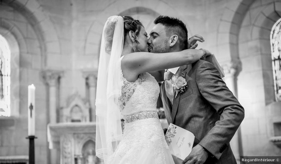 Le mariage de Jonathan et Coralie à Saint-Julien-l'Ars, Vienne