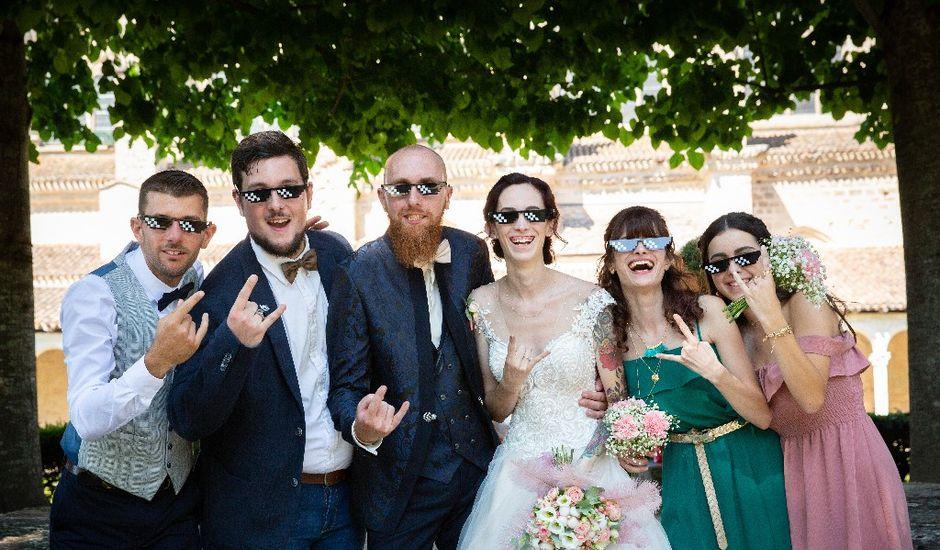 Le mariage de Alexandre  et Elodie à Marmande, Lot-et-Garonne