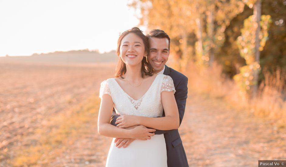 Le mariage de Frederico et Yen-Ting à Rennemoulin, Yvelines