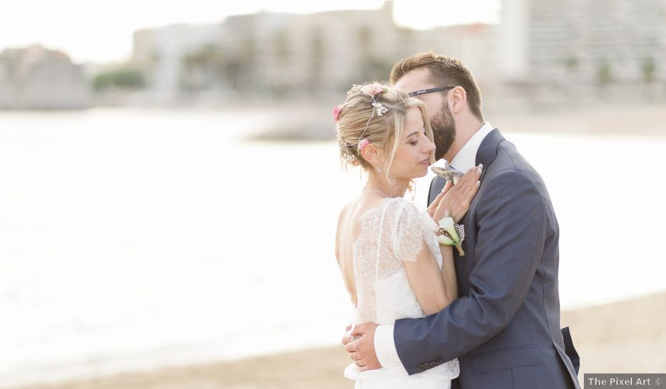 Le mariage de Stéphane et Amélia à Toulon, Var