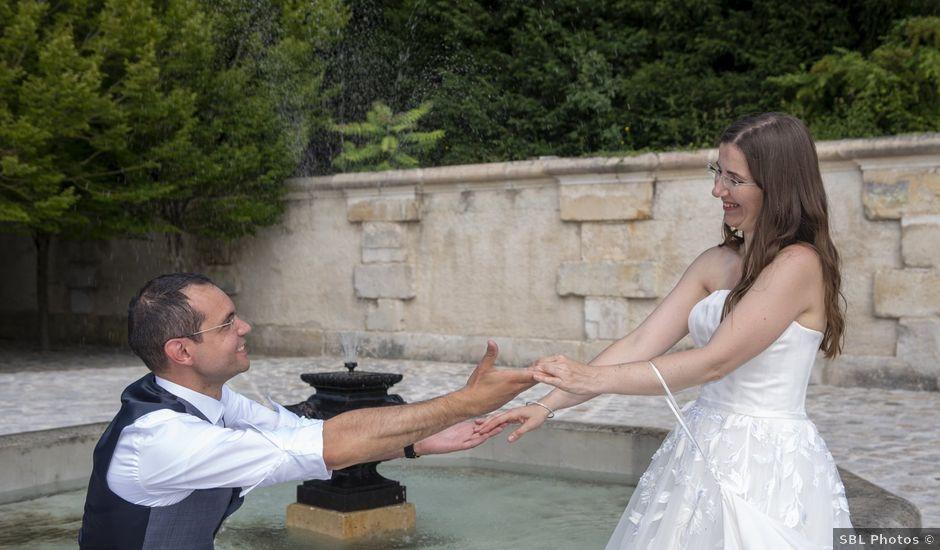 Le mariage de Alexandre et Alexandra à Saint-Germain-en-Laye, Yvelines