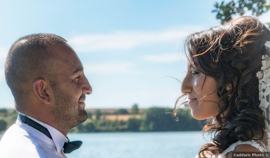 Le mariage de Armand et Nassima à Luray, Eure-et-Loir