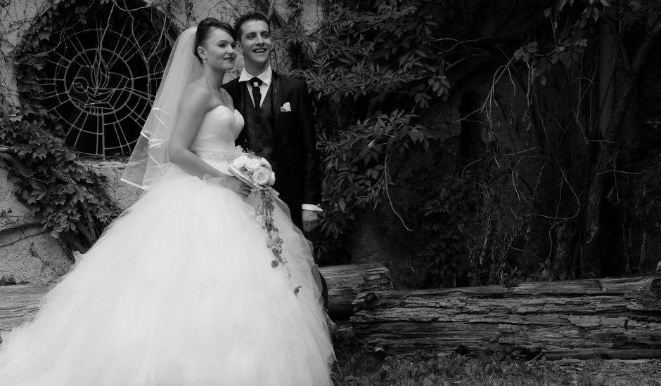 Le mariage de William et Aurore à Brenthonne, Haute-Savoie