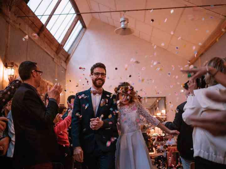 Le mariage de Marion et Hugo