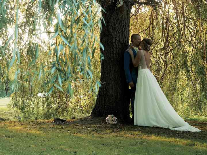 Le mariage de Johanna et Romain