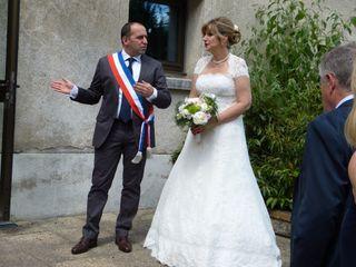 Le mariage de Catherine et Marc 1